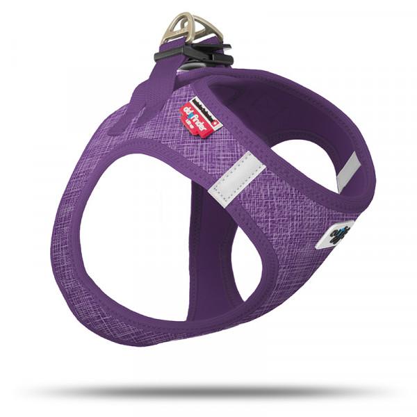 curli Vest Harness Air-Mesh Linen-Lilac