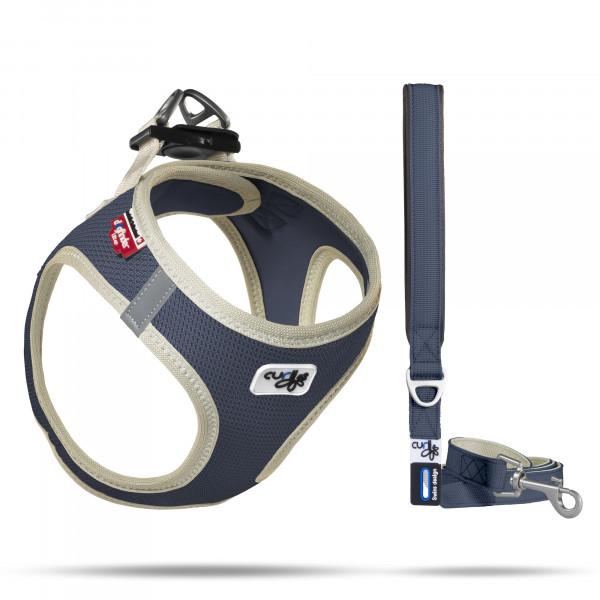 curli Vest Harness Air-Mesh Peacoat