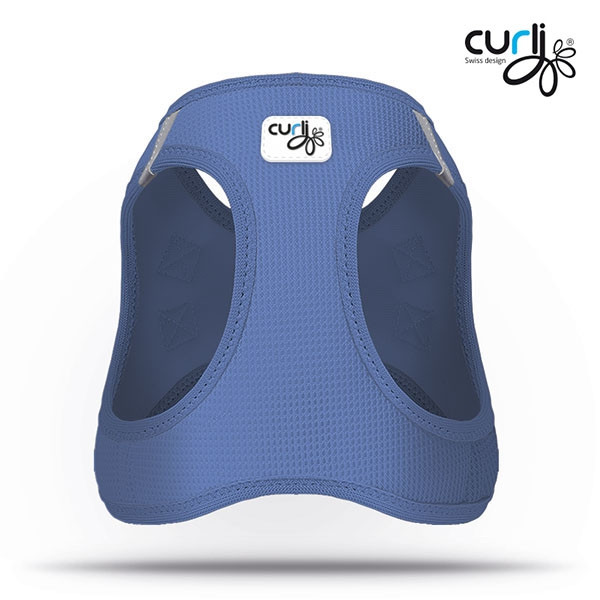 curli Vest Harness Air-Mesh Splash