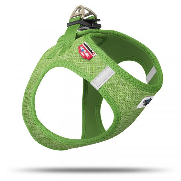 curli Vest Harness Air-Mesh Linen-Lime