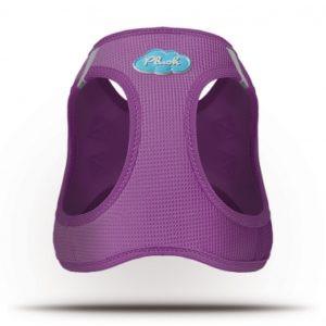 curli Vest Harness Air-Mesh Purple